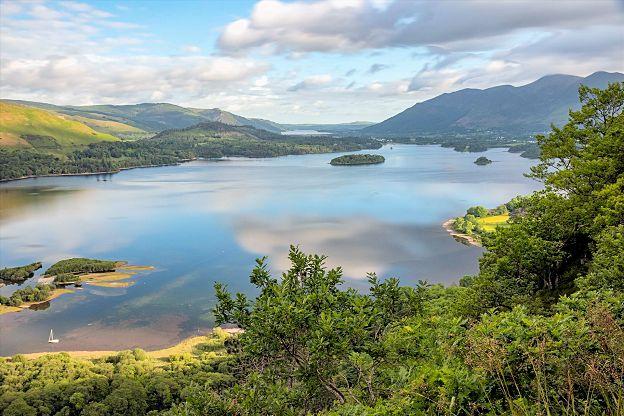 Cumbria District Lake