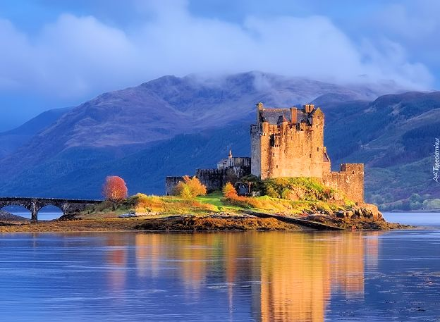 Scotland magic scenery