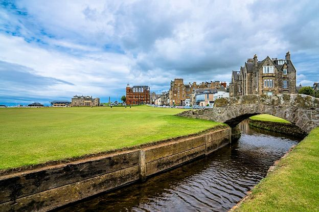 Scotland beautiful landscape