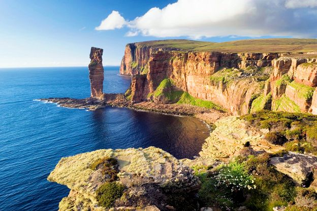 Scotland brave and creative