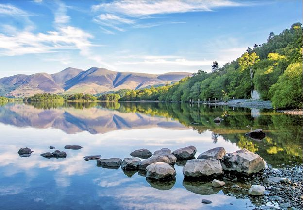 The Lake District enchanted place