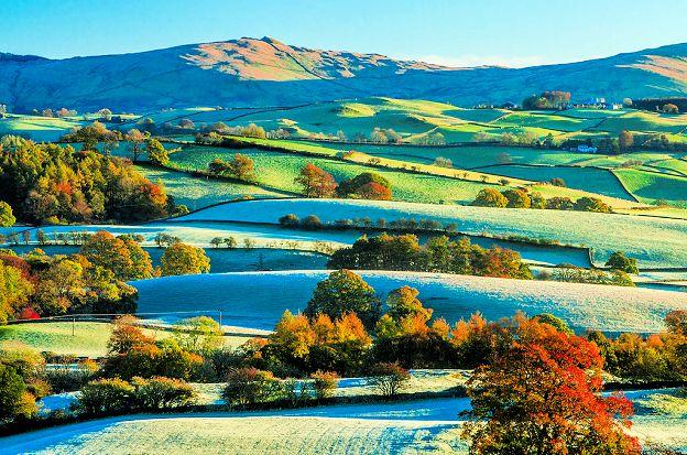 Cumbria landscape scenery