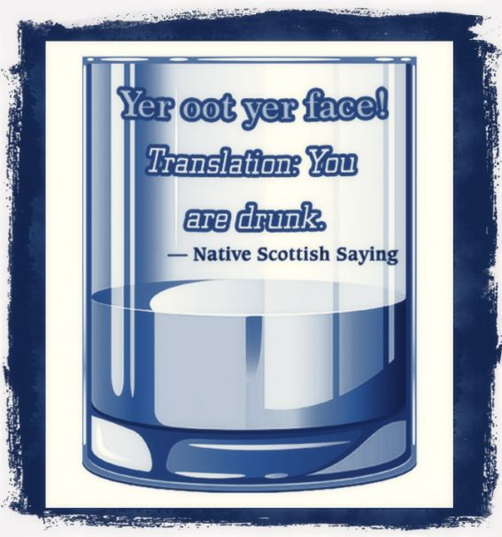 Scottish sayings and proverbs