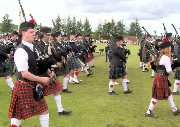 Scottish traditions and culture