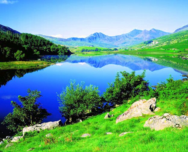 Wales Snowdonia national park