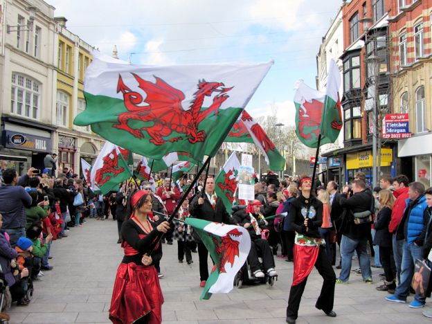 Welsh traditions and customs