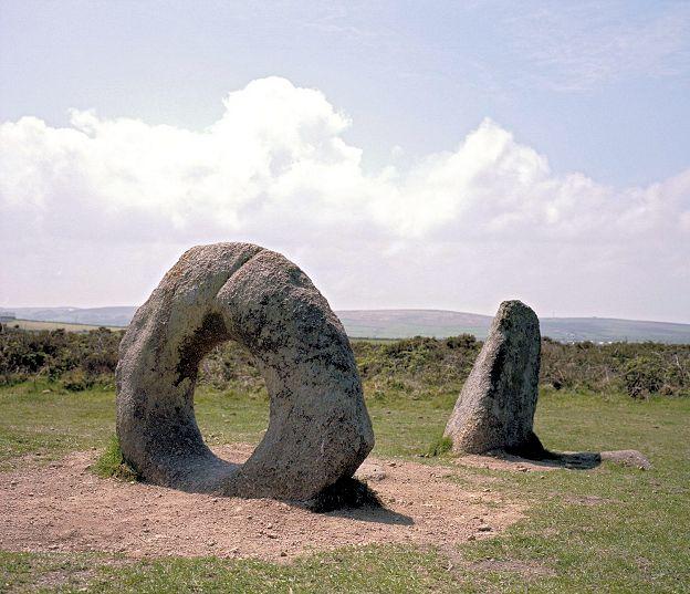 Old Celtic Momuments