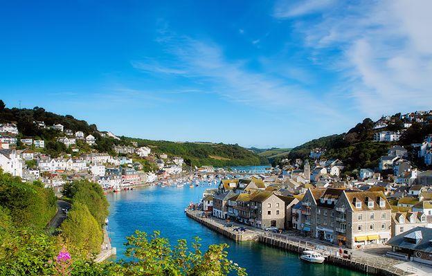 The Celtic fringe Cornwall