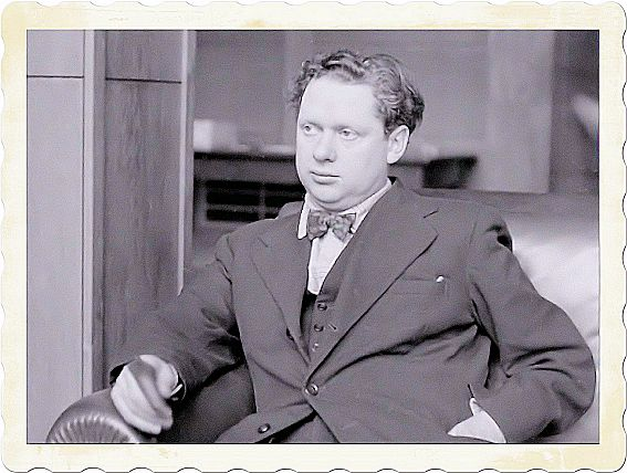 Dylan Thomas great Welsh poet