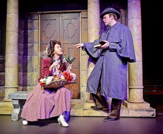My fair Lady and the English accent