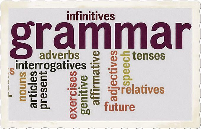 The essence of grammar