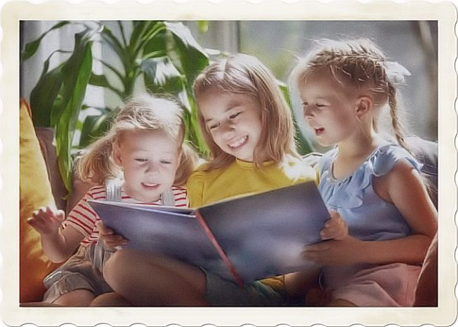The importance of reading for kids