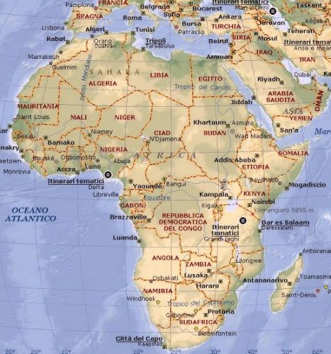African sayings and proverbs