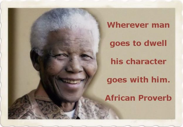 African wisdom and proverbs