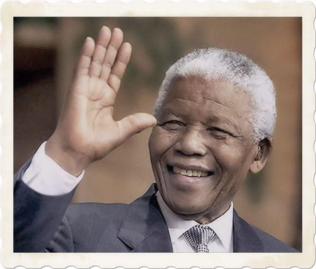 Nelson Mandela on Africa