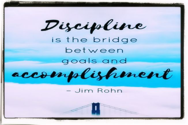 Self-discipline best aphorisms