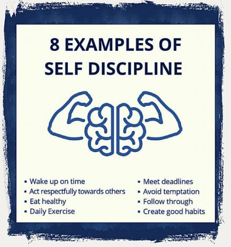 Self-discipline best quotes