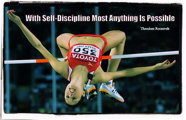 Self-discipline great quotes