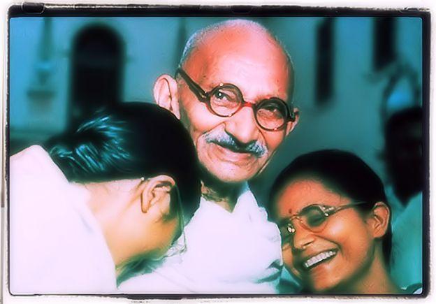 Gandhi birthday October 2nd